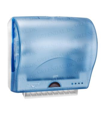 Aftørringspapir Soft 1-lag 30cmx800m Hvid 1pak á 2stk