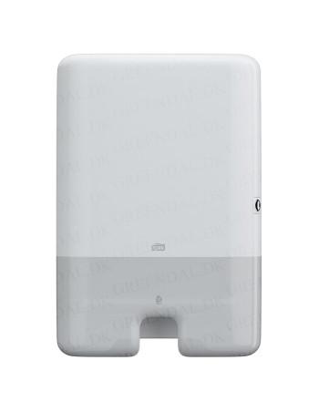 Dispenser H2 t/Papirhåndklæde Box midi Tork Hvid