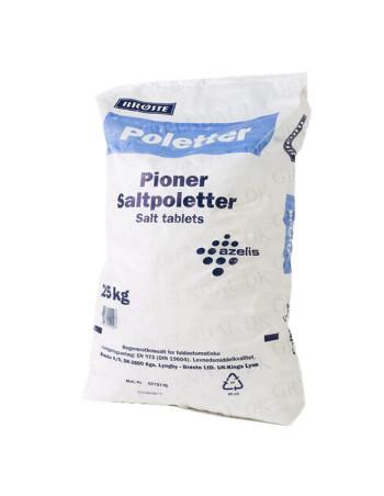 Salttabletter 25KG
