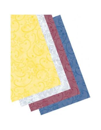 Stikdug Dunicel farvet 84x84cm 100stk/krt -