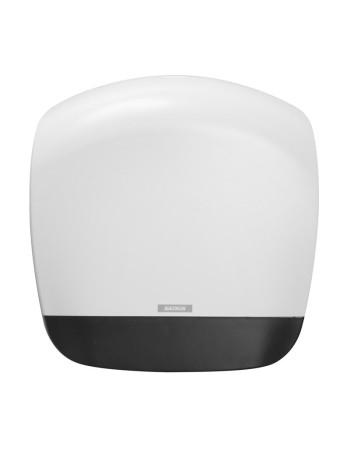 Dispenser t/toiletpapir S hvid