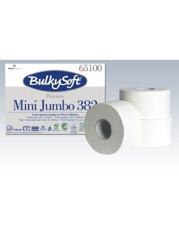 Toiletpapir Gigant S Bulky 2-lags hvid 145m 12rul/pak