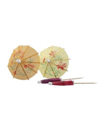 Japanske parasoller 100 mm