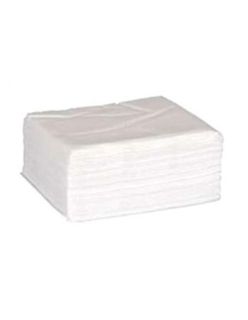 Serviet Art 40x40cm 3-lags 1/4 fold hvid 6x200stk/krt -