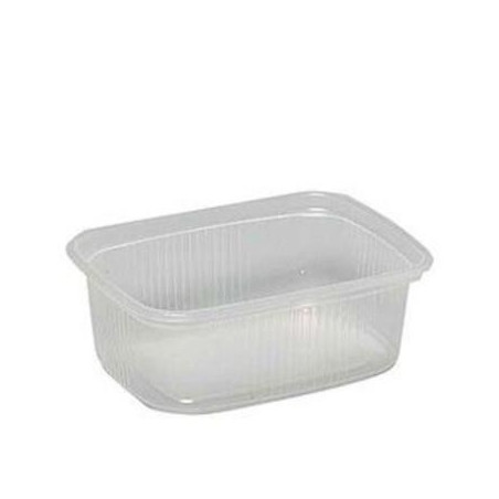 Plastbakke Klar 200ml  100stk/ps