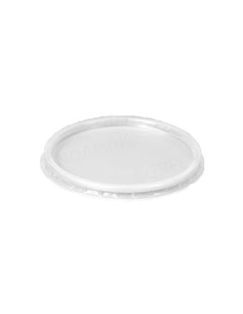 Plastlåg Delipack rund Ø101mm