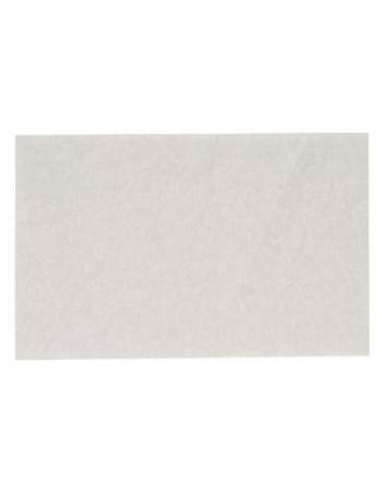 Pølsepapir Hvid u.tryk 125X200mm 1000 stk.