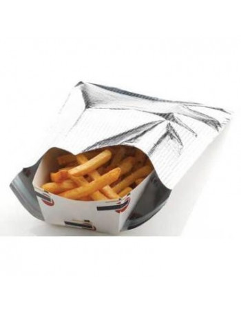 Foliepose Wrap, Grillpose