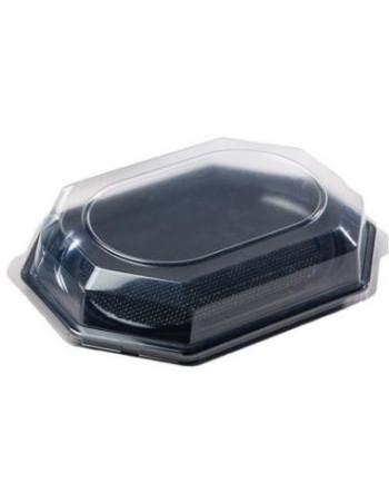 Plastlåg t/ Serveringsfad 25x35cm Small 50stk
