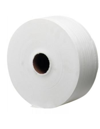 Toiletpapir 2-lags Hvid Soft 290m 6rl/pk -