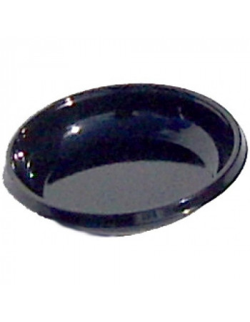 Dip/Soya skål (Demotray) Sort 200stk/pak -
