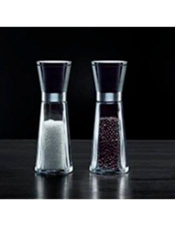 Salt og peber kværnsæt Rosendahl H20xØ7cm