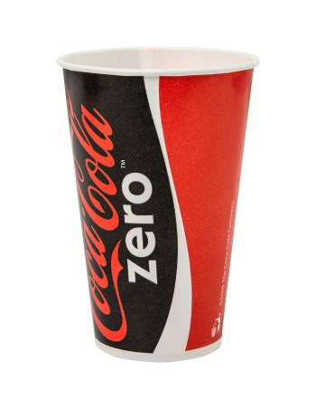 Coca Cola drikkebægre, 0,3ltr 100stk/pak
