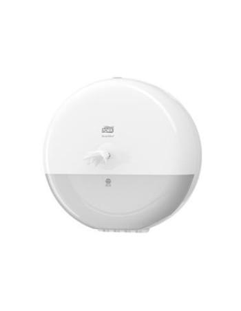 Dispenser Tork toiletpapir SmartOne T9 Hvid -