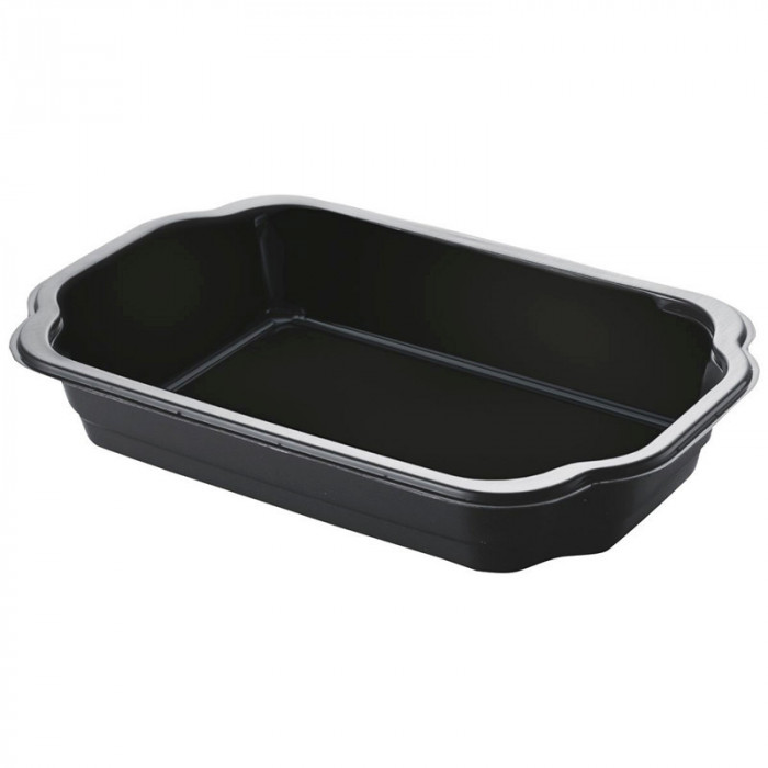 Take away bakke PP 1-rums 246stk/kar -