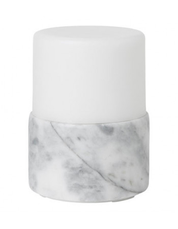 Lysestage til LED 105 X 75 mm - Marble Bright