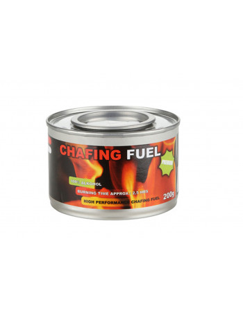 Brandpasta fuel gel 230ml (2-3 timer)stk