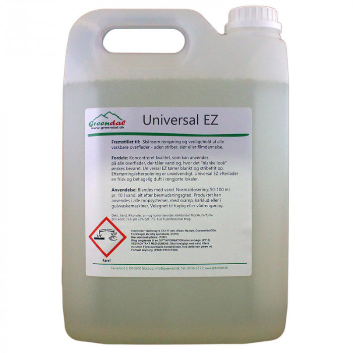 Universal Green Allround Green 5L -