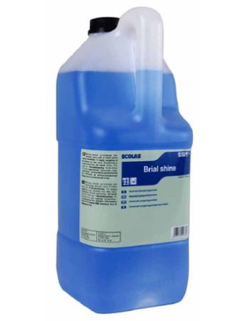 Universalrengøring Brial Shine 5.ltr blå