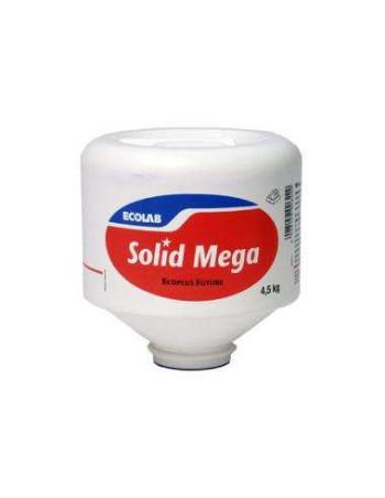 Maskinopvask Solid Mega Pulver m/klor 4x4,5kg -