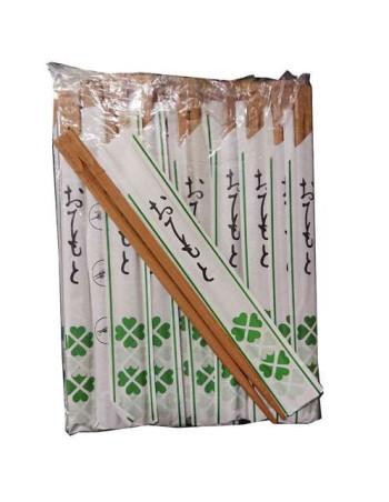 Spisepinde Sushi 21cm bambus Brun 15x100stk/krt