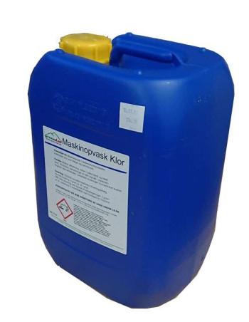 Maskinopvask Green m/ klor 12,5kg -