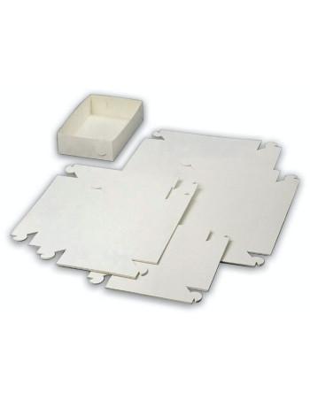 Kageæske 18x18x5 500stk/pk -