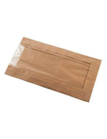 Rudepose 140/70x240 mm 50 gr brun pak.