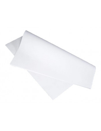 Stikdug hvid 70x70cm 90g 250stk/pak hvid