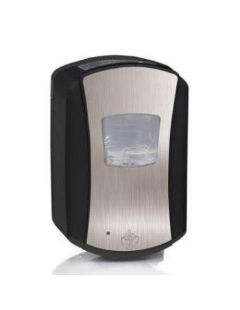 Dispenser Sæbe Prist. LTX Berøringsfri Plast Sort/Krom til 700 ml -
