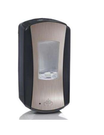 Dispenser Sæbe Prist. LTX Berøringsfri Plast Sort/Krom til 1200 ml