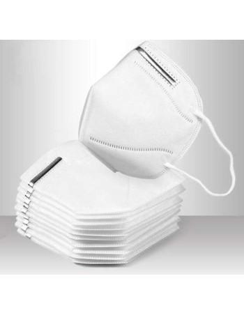 Ansigtsmaske FFP2/KN95 Luksus 10 x 2 stk/pak -