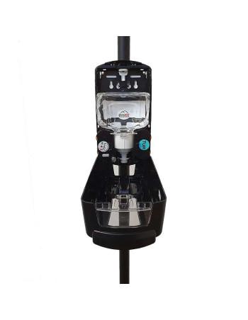 Stander m/ berørings-fri dispenser (Green) Sort -
