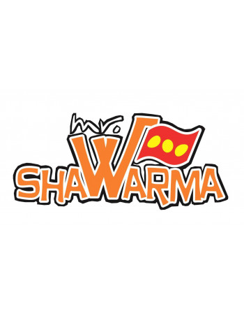 Burgerlomme Stor (MR. Shawarma ) -