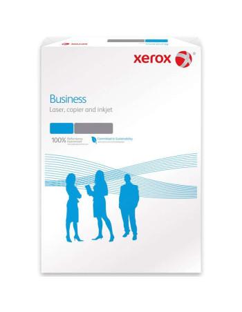 Kopipapir Xerox Business 80g A4 500ark/pak m/4 huller -