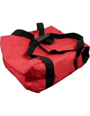 Termo taske Varmeisoleret Normal 33x33 til 4 pizza karton. -