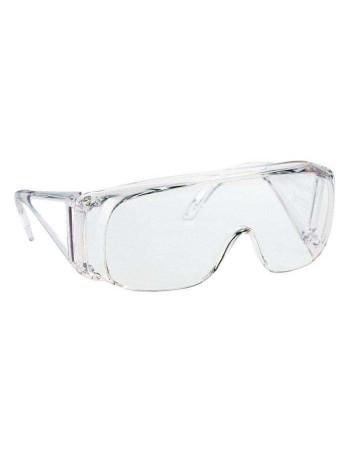 Beskyttelsesbriller Klassik M/ transparent glas i polycarbonat, AS, UV stk.