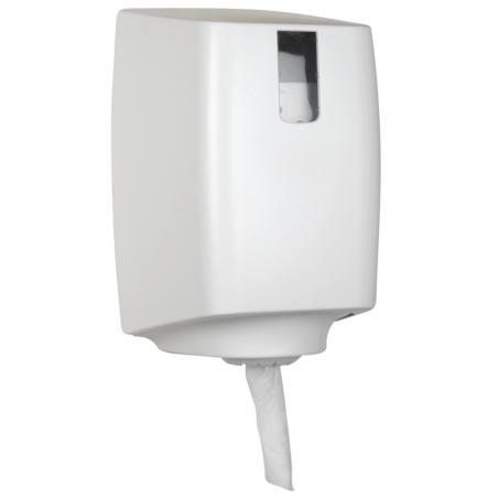 Dispenser til Aftørringspapir Midi Hvid Plast