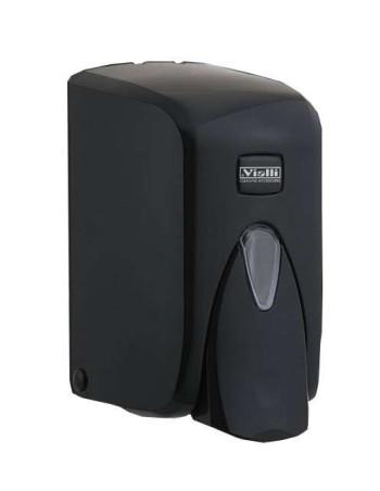 Dispenser til Skum Håndsæbe/Hånddesinfektion Sort eller Chrom/stk