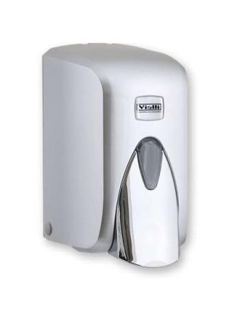 Dispenser til Skum Håndsæbe/Hånddesinfektion Chrom eller Sort/stk