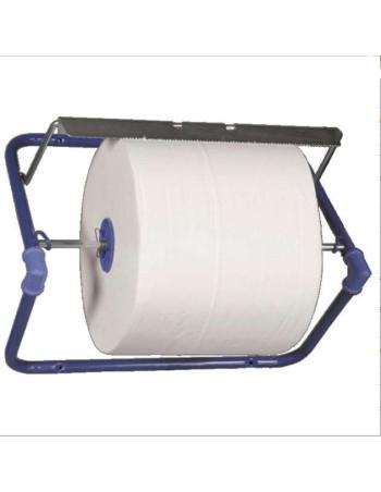 Værkstedsrulle Excellent 2-lags 380m x 26,5cm hvid 100% nyfiber