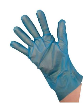 Handsker (Sushi) Revolution TPE pudderfri Blå 200stk/pak