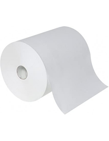 Håndklæderulle til Enmotion dispenser 140m 6stk/kar -