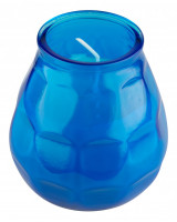 Lysbowle blå 70 timer 12stk/pak -