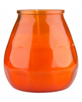 Lysbowle orange 70 timer 12stk/pak -