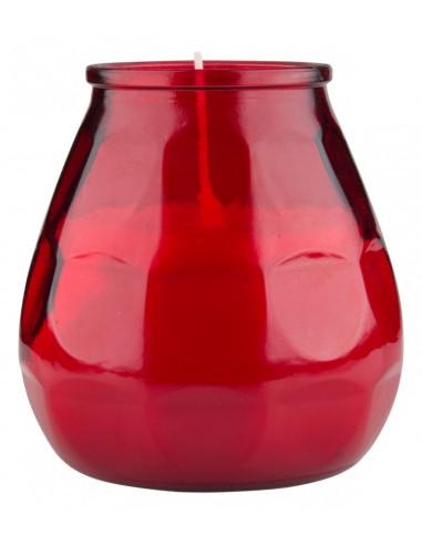 Lysbowle rød 70 timer  12stk/pak -