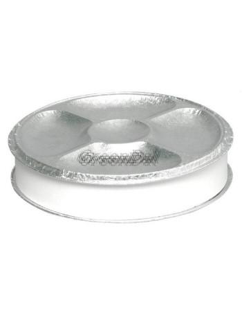 Afstandsring hvid pap 200stk/pak