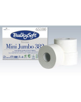 Toiletpapir Gigant S Bulky 2-lags hvid 145m 12rul/pak -