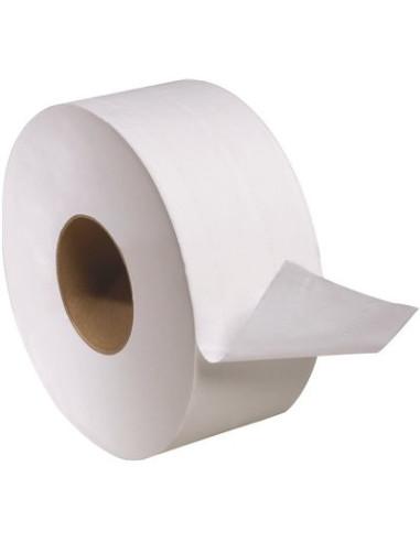 Toiletpapir 2-lags soft  Hvid 170m 12rul/pak -