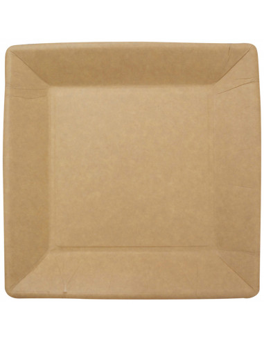 copy of Plate cardboard 23cm  10x100pc/pack -